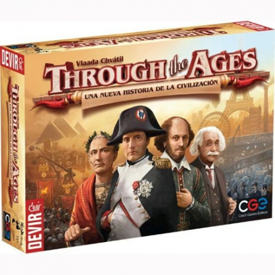 Imagen de Through the Ages (Segunda Edición)
