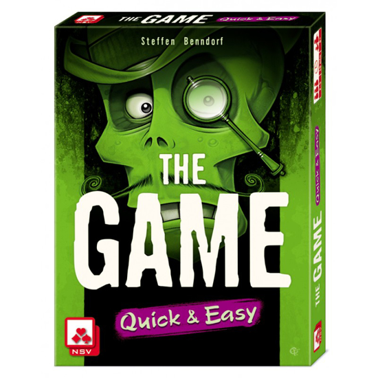 Imagen de The Game: Quick and Easy